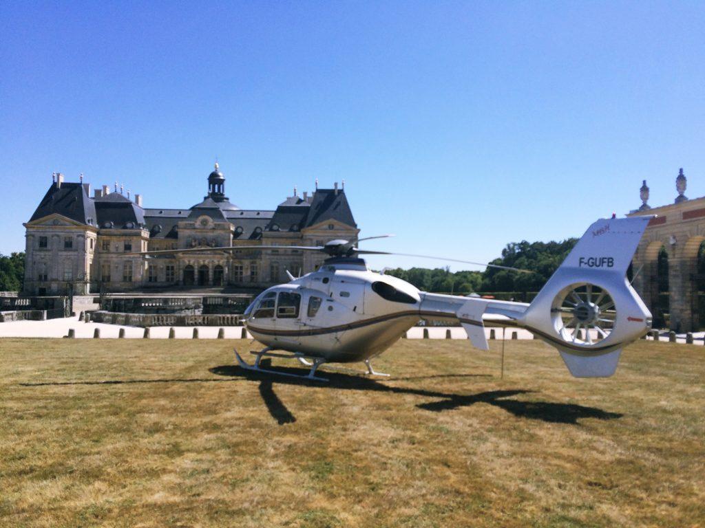 Transfer – Flight Taxi - Transfer - Flight Taxi - Mont Blanc Hélicoptères Paris