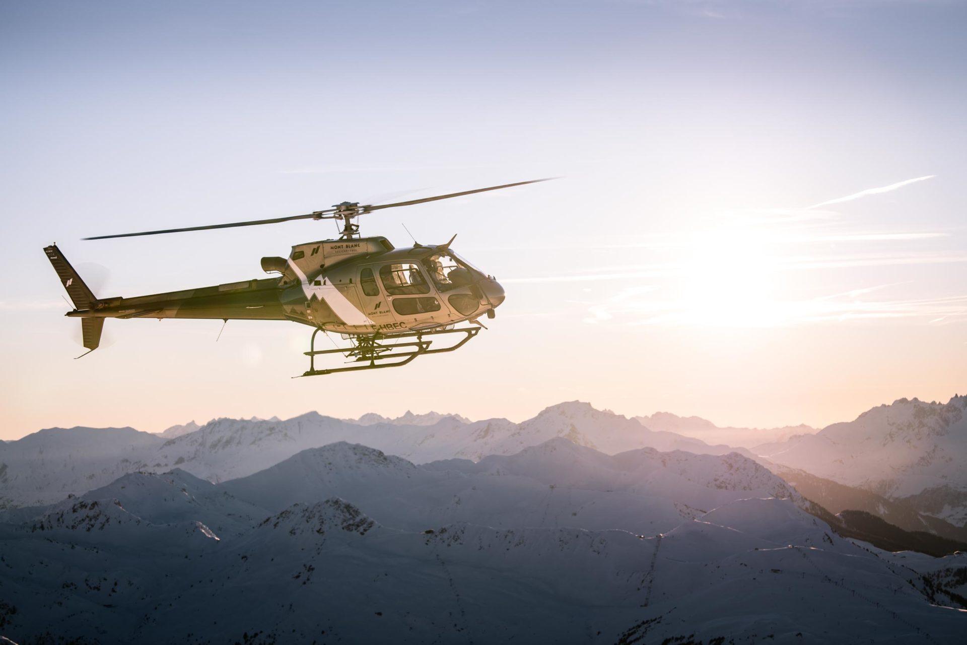 Other bases | Mont Blanc Hélicoptères Paris