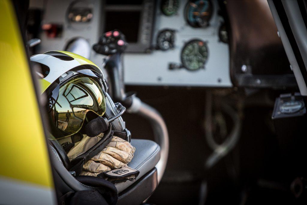 Flying school - Professional pilot training (CPL-H) - Mont Blanc Hélicoptères Paris