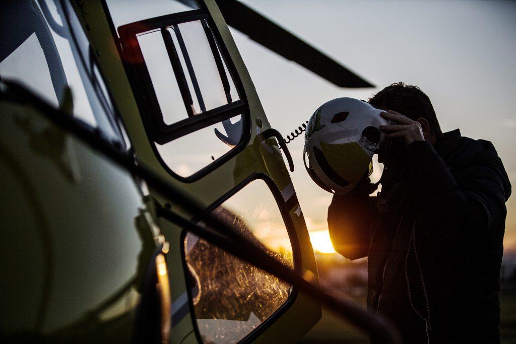 Flying school - Private pilot training (PPL-H) - Mont Blanc Hélicoptères Paris